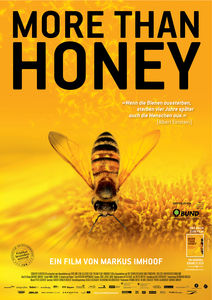 "Filmplakat von ""More than honey"""